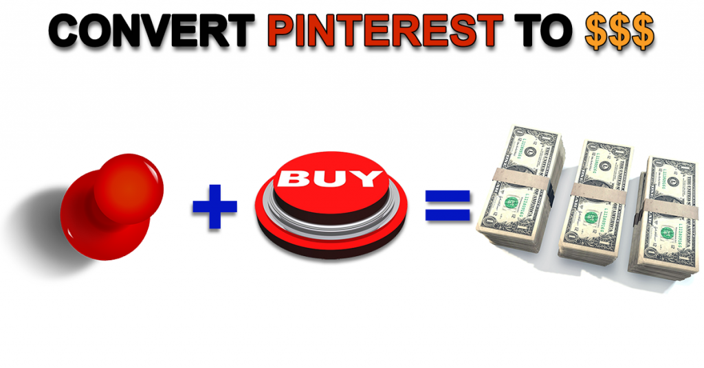 Convert Pinterest to Cash